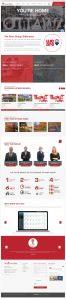 Webstránka Pilon Group vytvorená firmou IdeaMarketing.sk
