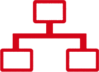 ikonka reprezentujúca dizajn a vývoj web stránky
