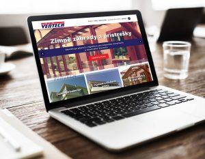 Tvorba webu - prerabky domov a bytov
